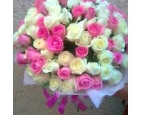 101 роза Самоцветы